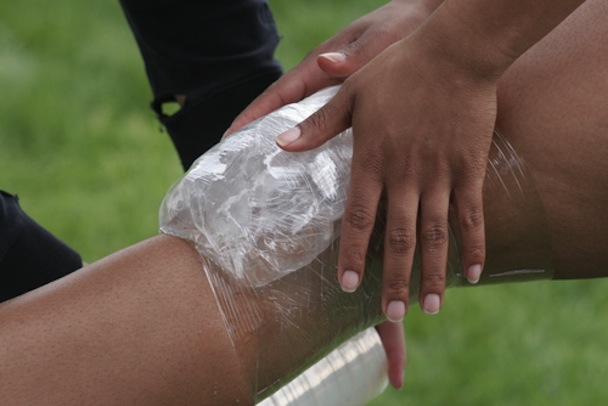 Icing-an-Injury