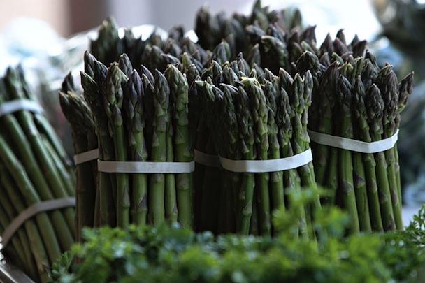 7. Formby Asparagus