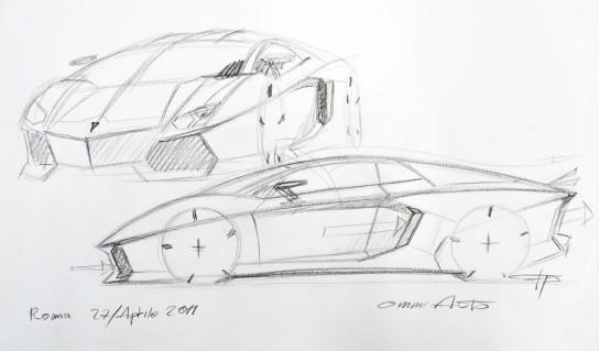 Filippo-Perini-Lamborghini-Aventador-Sketch-DESIGNLOVR-NET-544x319