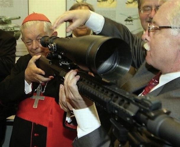 Gun-Priest