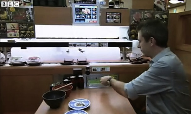 Tokyo-Automated-Sushi