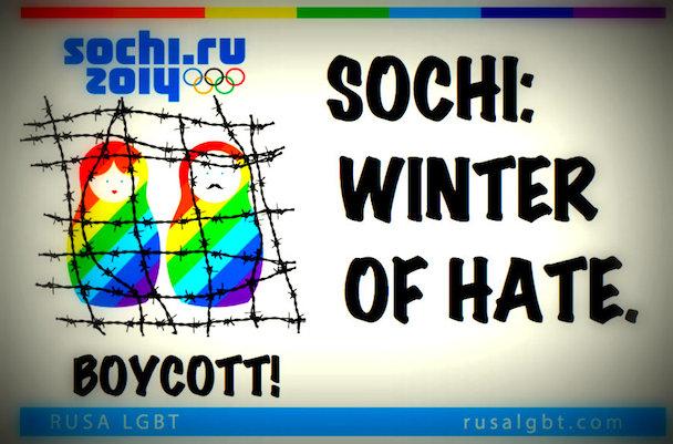 Sochi+gay