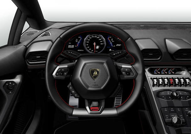Lamborghini-Huracan-steering-wheel