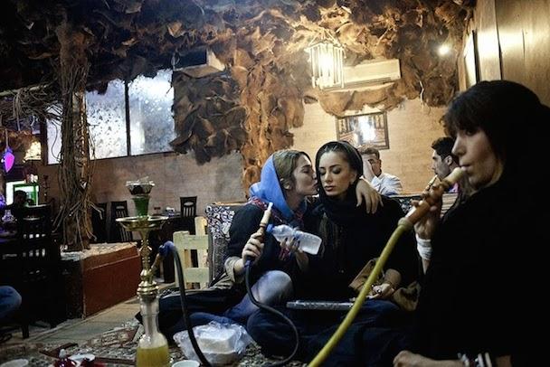 An alternative view on Iran