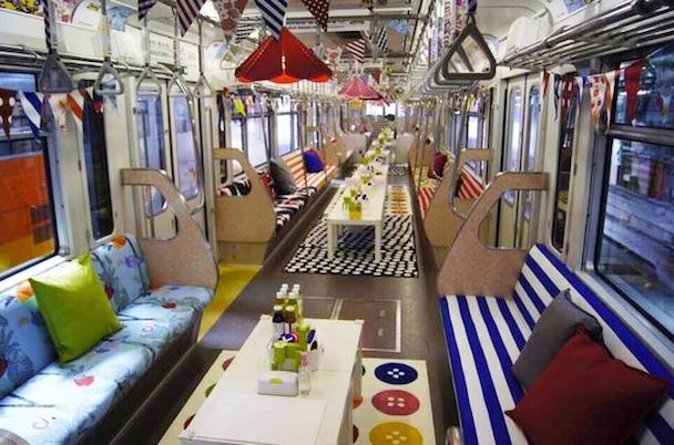 Ikea-Japan-Train2