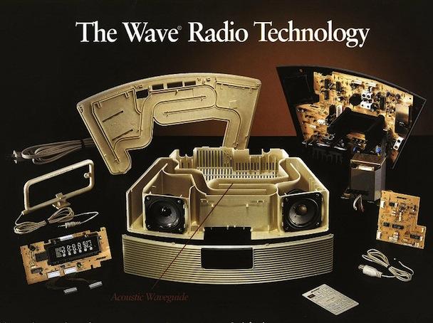 Wave Radio Cutaway-c-800