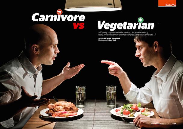 Vegetarian-or-carnivore