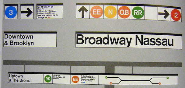Vignelli_One_MTA_1
