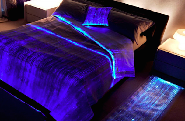 Luminous-Fiber-Optics-Bed-Cover1