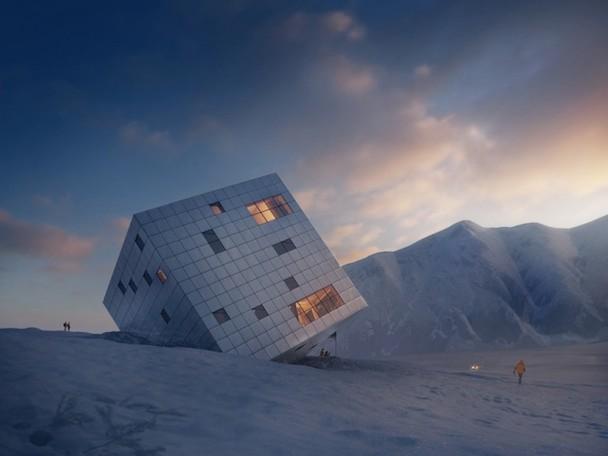 cuboidal_mountain_hut