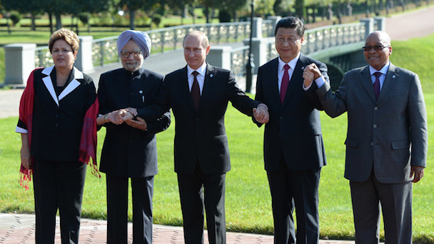 BRICS happy