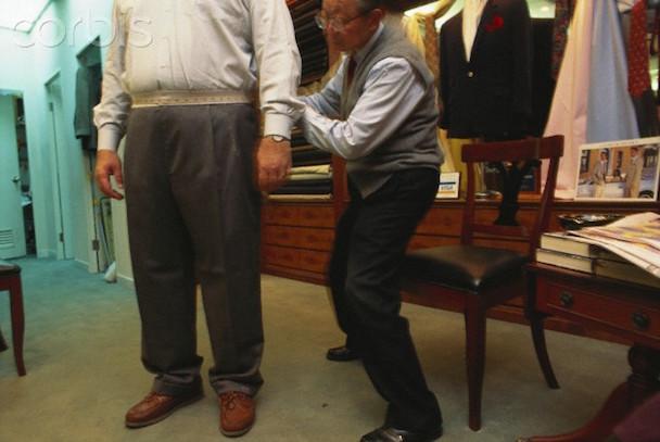 A-Man Hing Cheong tailor shop