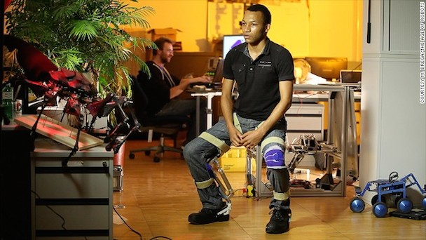 chairless-chair-sitting-in-an-office