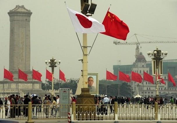 CHINA-JAPAN-VISIT