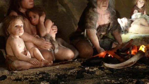 neanderthal-cave-new-exhibit.si