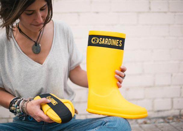 sardines-wellington-boots