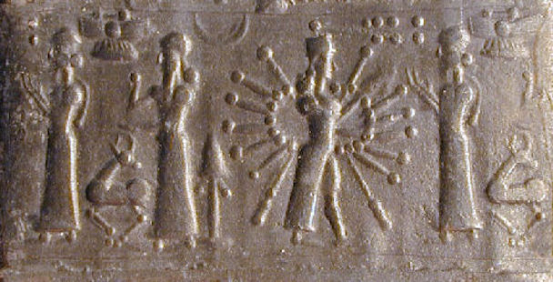 Annunaki-Sumerian-tablet-Return-of-the-Gods