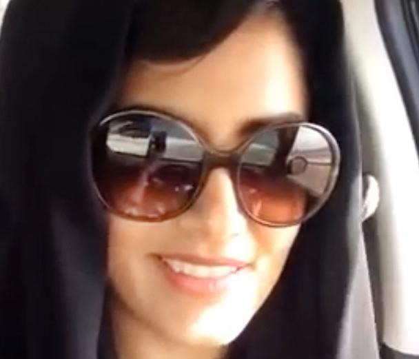 Mideast Saudi Arabia Women Driving
