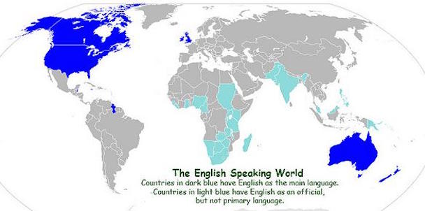 english-speaking-world