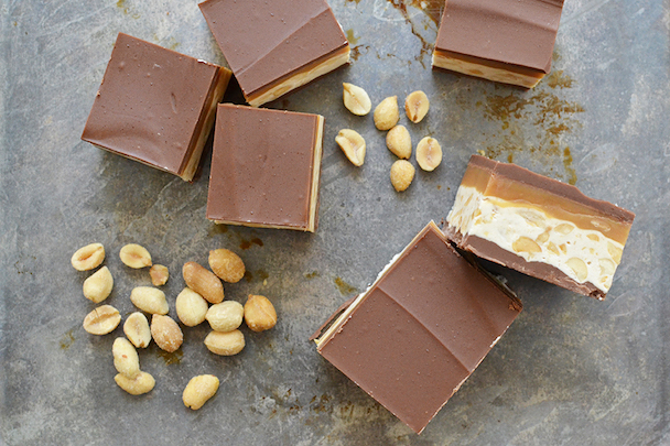 homemade-snickers-bars-recipe