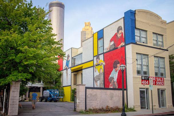 Atlanta_Living_Walls_2014_Ernest_Zacharevic_yatzer