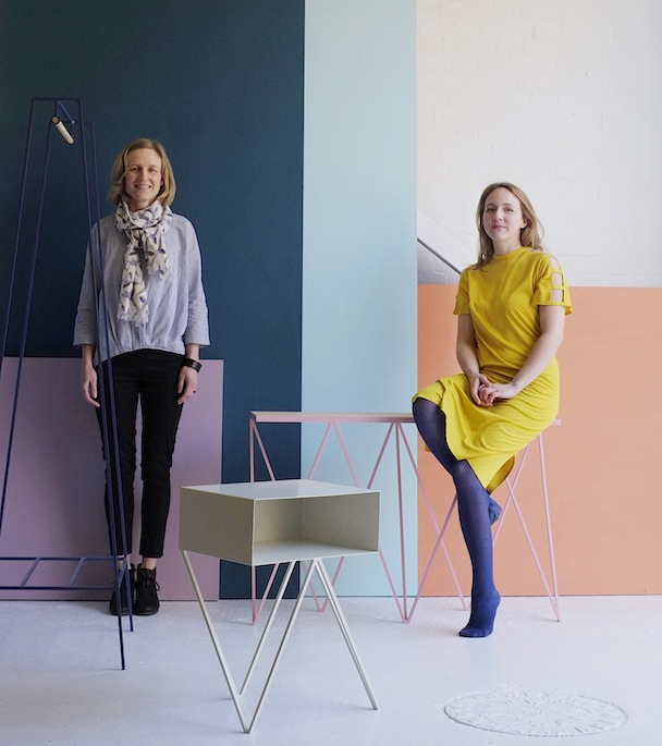 Mirka Grohn & Jo Wilton &NEW Modern British Furniture