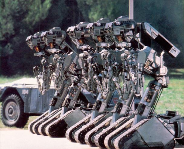 5robots