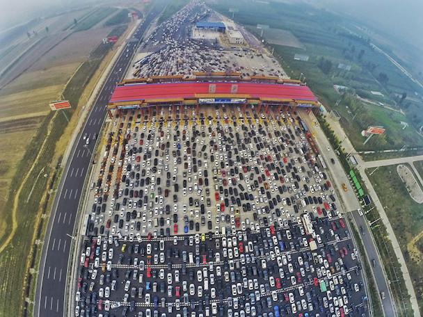 CHINA-TRANSPORT/
