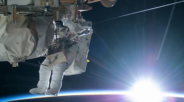 USA-SPACE-SPACEWALK/