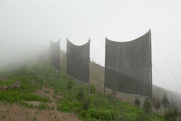 Atmospheric Water Harvesting1