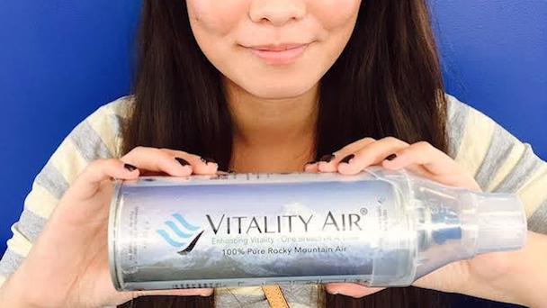 bottled-air