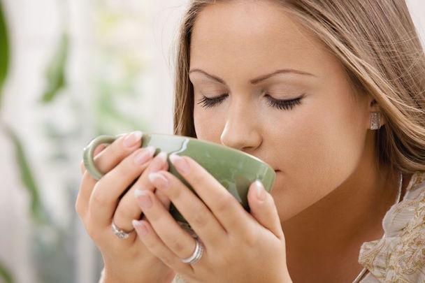 Drinking-tea