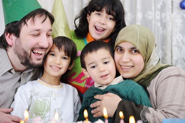 muslim-families